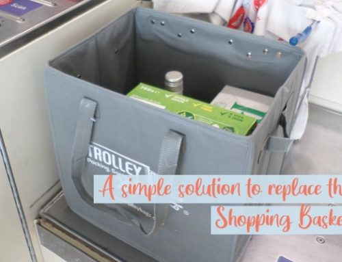 A simple solution to replace the Shopping Basket